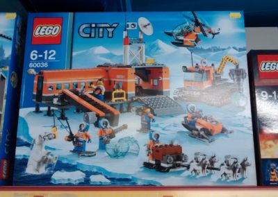 Lego City Arctic Theme