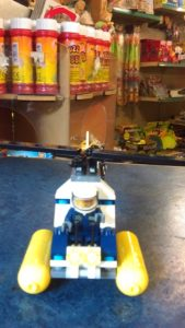 Lego Copter