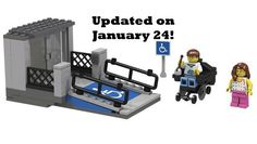 Lego Ideas – Accessibility