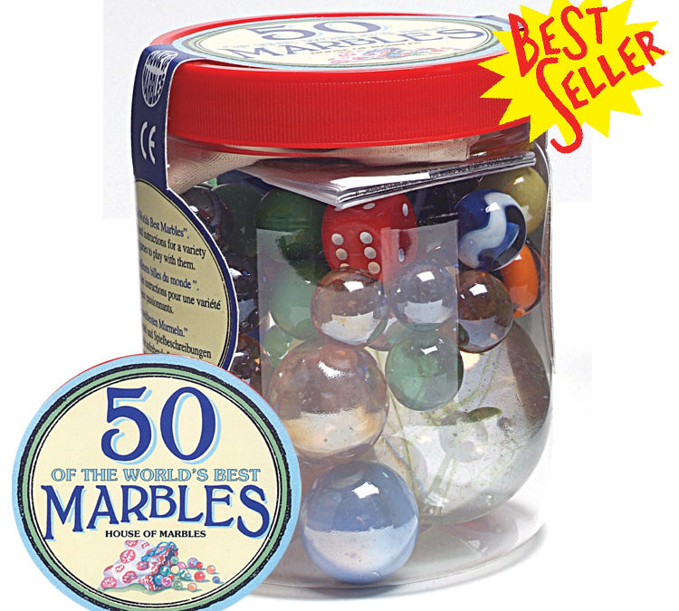 House of Marbles – Stock Replenished