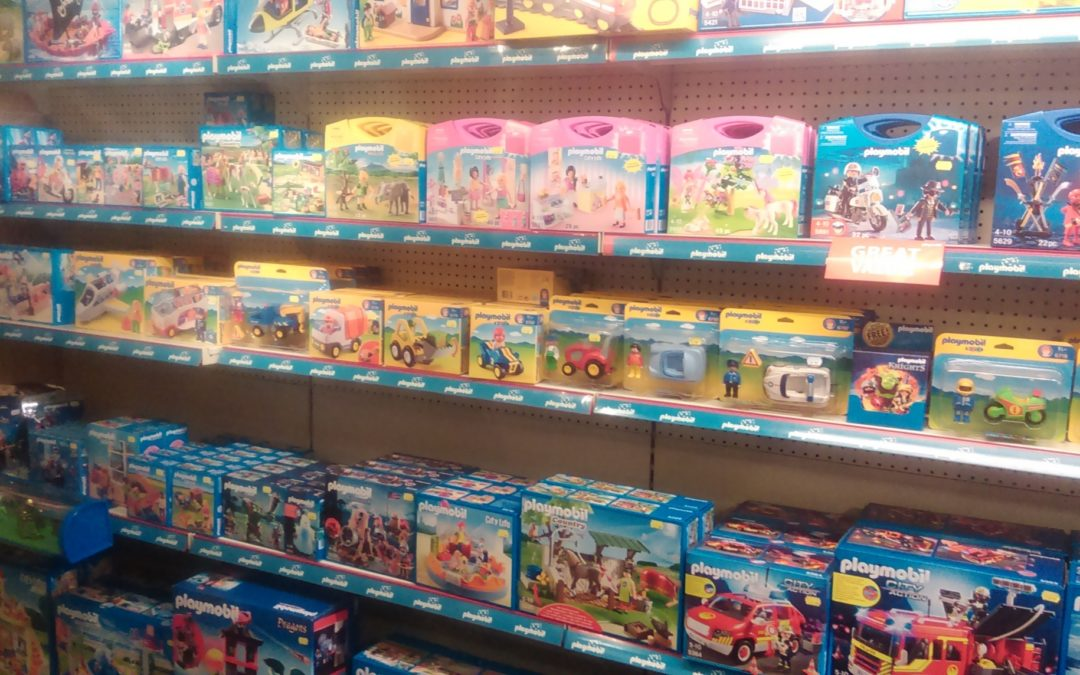 All NEW Playmobil at Silly Billy's