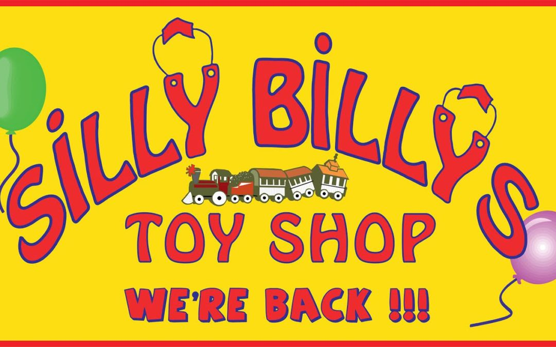 Silly Billy's Toy Shop Video