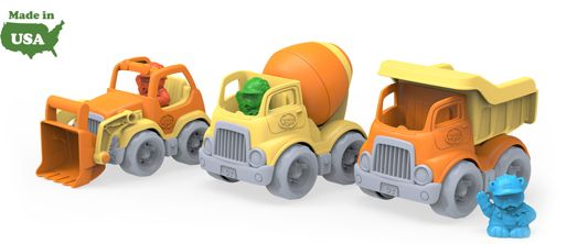 Green Toys Small Vehicles