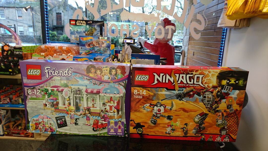 Lego Christmas Competition 2016