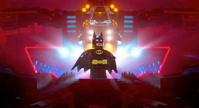 Saw Lego Batman Movie Opening Night – And I Was Not Disappointed!