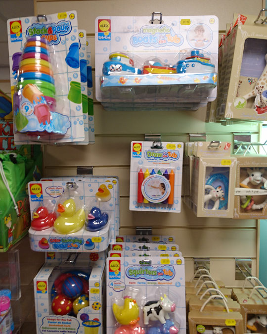 Bath Toys and More