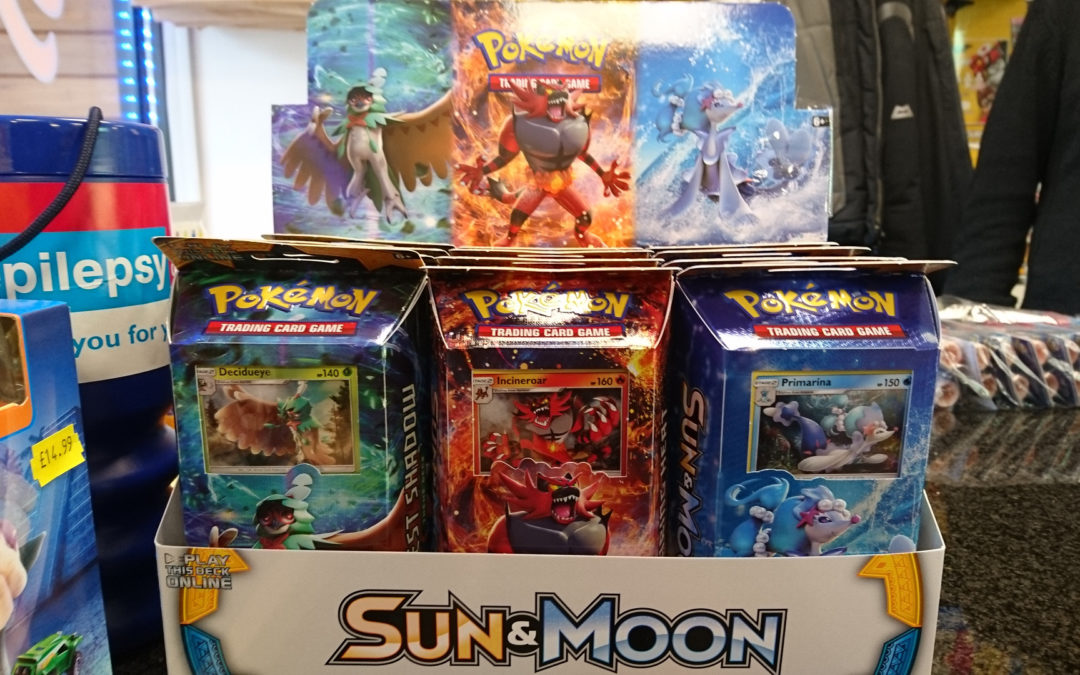 Pokemon Sun & Moon & More