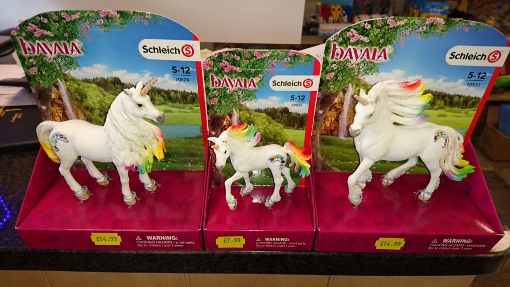 Schleich Unicorns