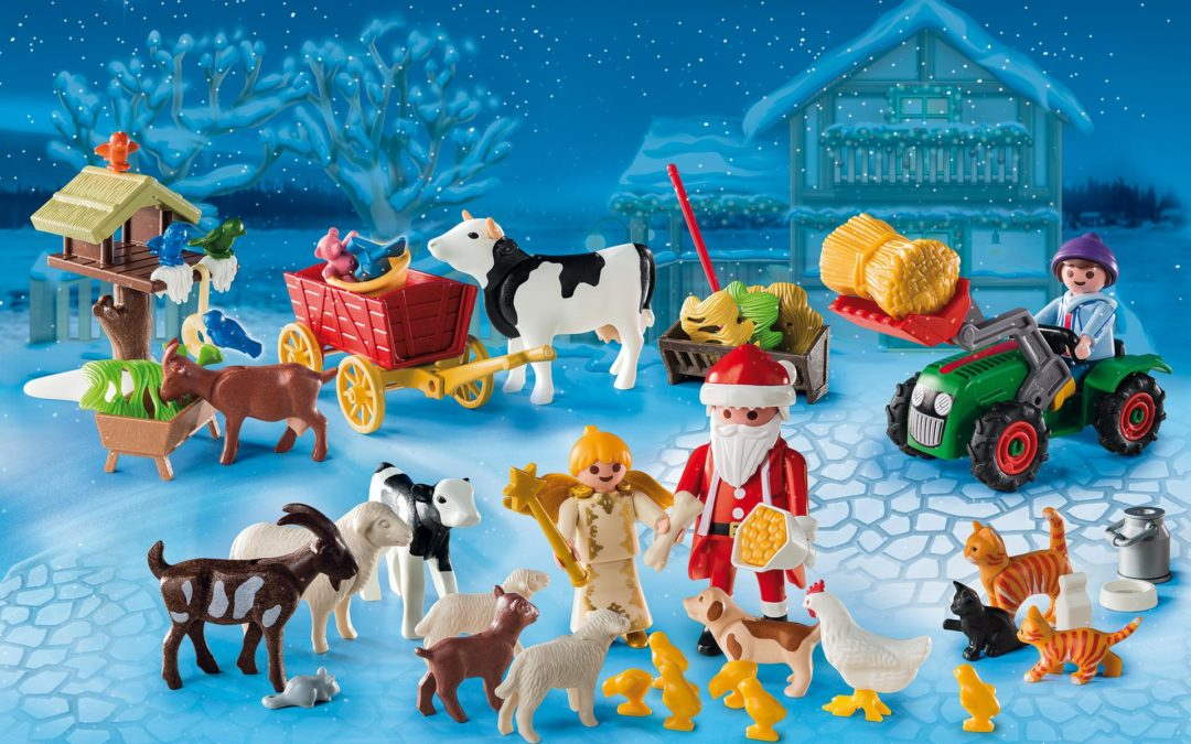Kids Advent Calendar 2017