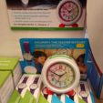 Easy Read Time Teacher Watches & Clocks