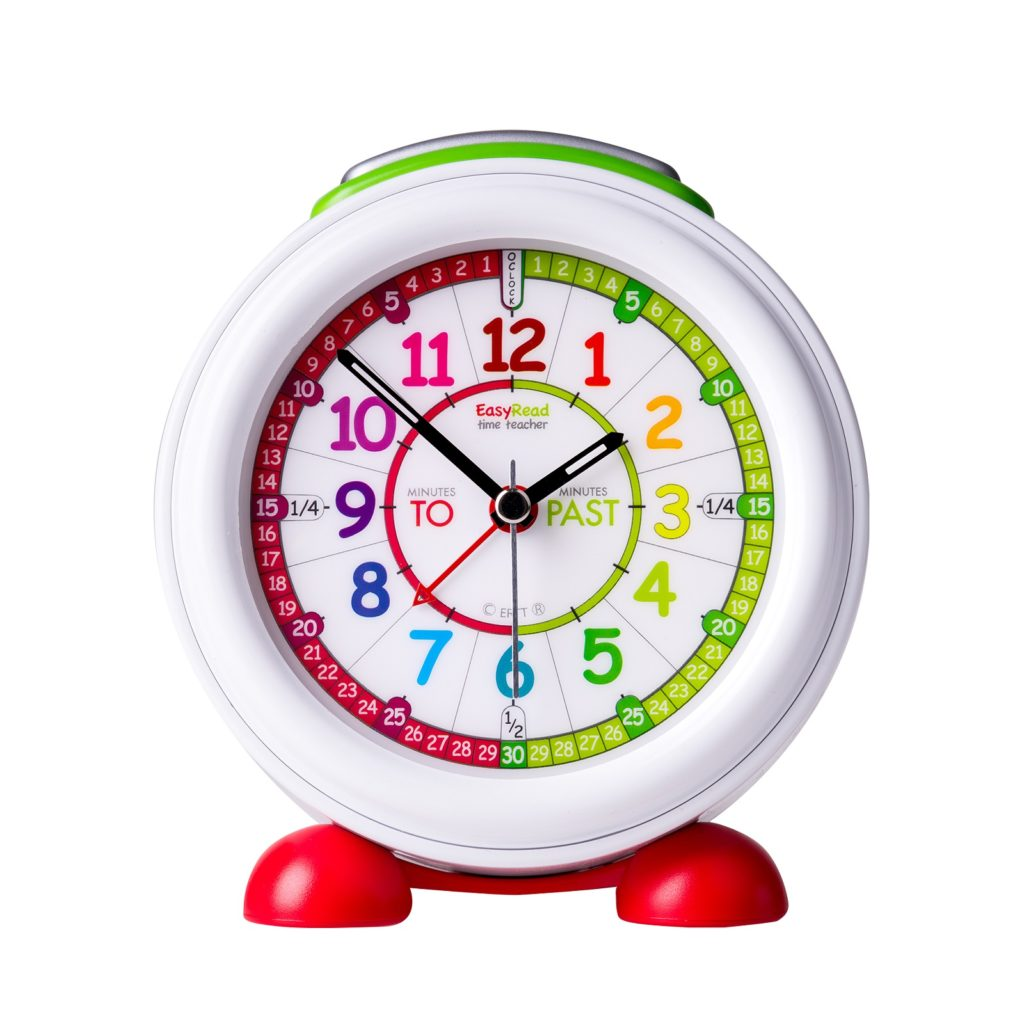 Time Teacher Alarm clock