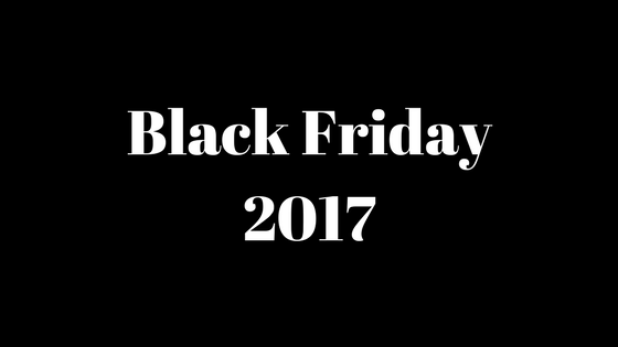 Black Friday 2017 – BLACK FRIDAY