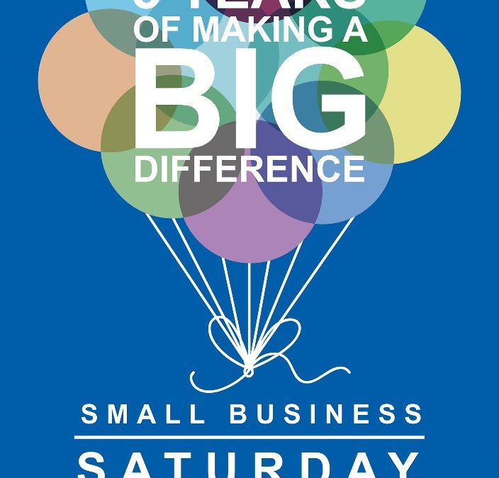 Shop Small 2017 – Small Business Saturday