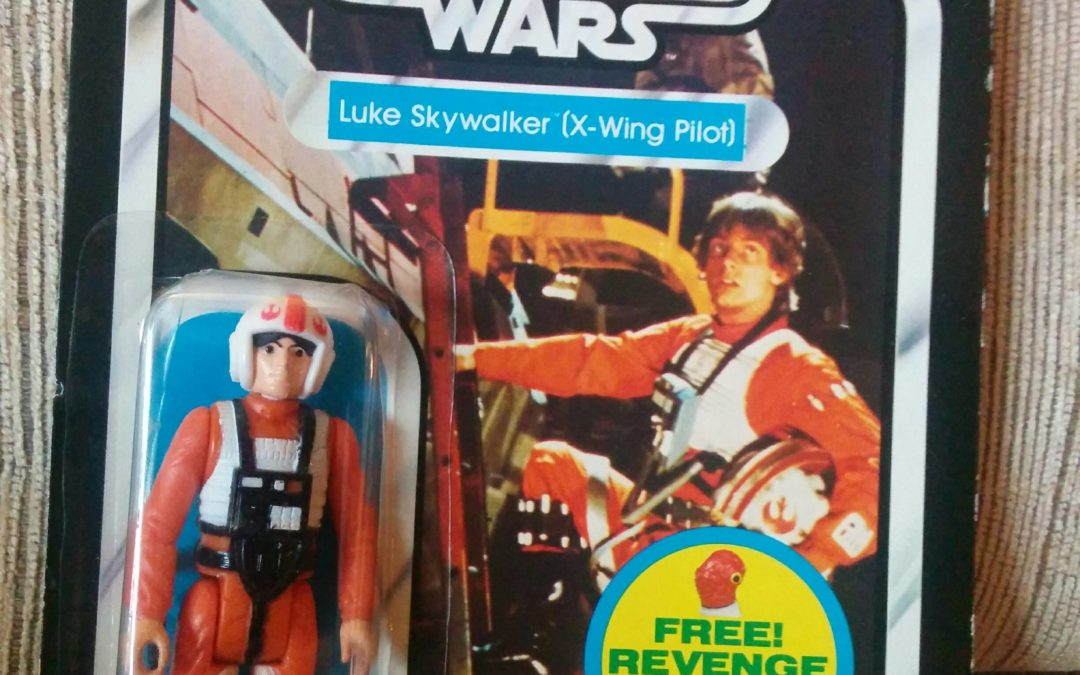 Mom finds forgotten 30-year-old 'Star Wars' Christmas gift in drawer