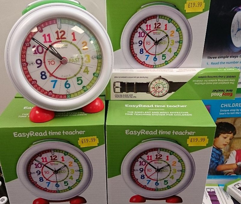 Clock Games – Tell The Time